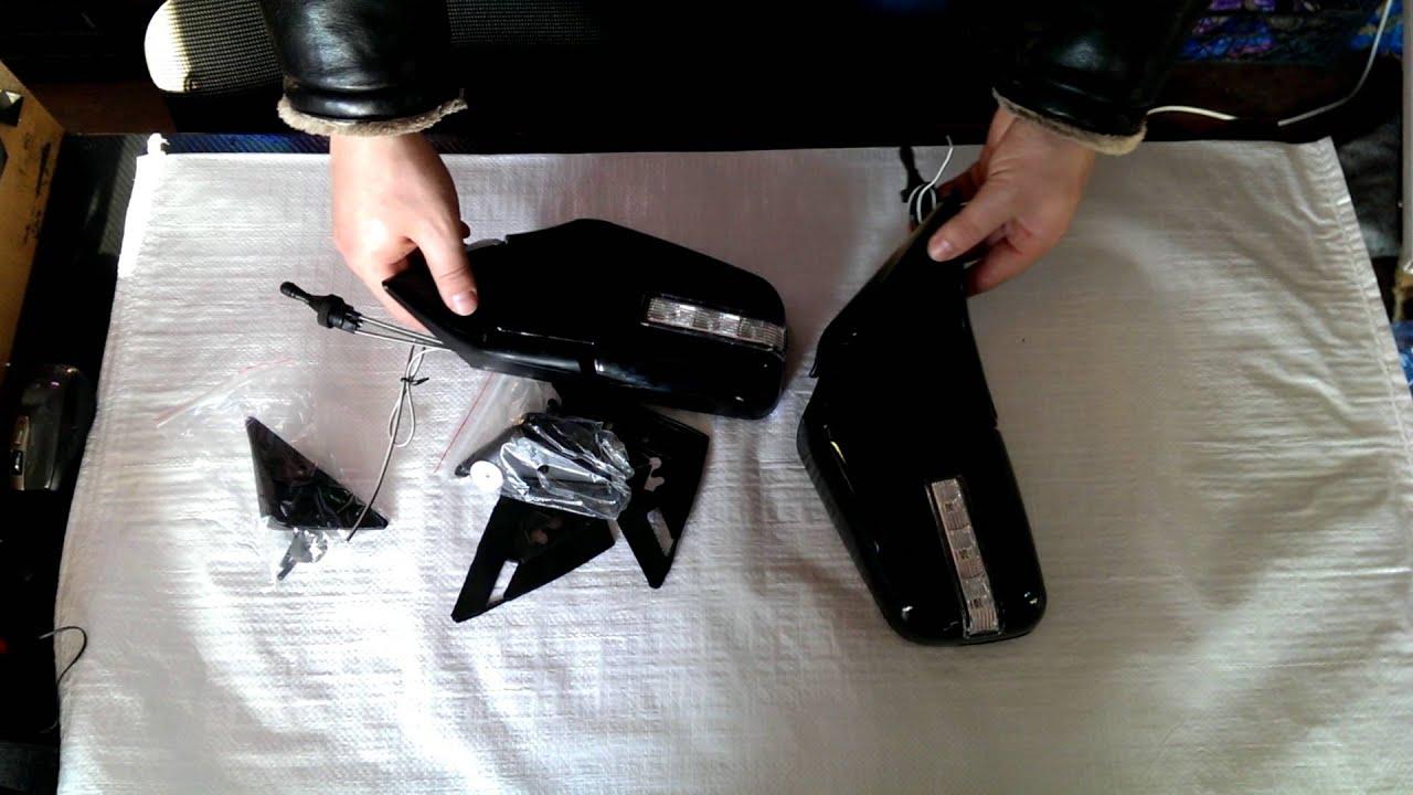 Купить штатные и тюнинг боковые зеркала заднего вида для можно в. Боковые зеркала f1 производителя prosport рассчитаны на длительный.