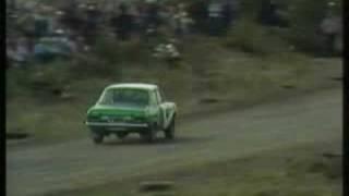 Rally Sprint Vihdin Viuhahdus 1981 group 1