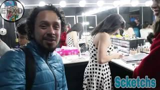 Making of||Noche de ligue/enchufe tv