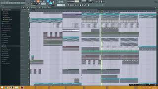 FLP Professional Pop Dance w/vocals (Dj Snake Style) (BUY ON FLP-STORE)