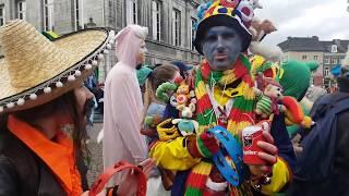Maastricht Carnaval 2018 - Dutch Carnival Impressions