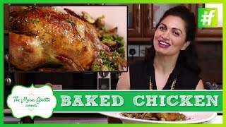 How To Make Baked Chicken | By Maria Goretti