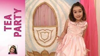Princess Rosie As The Pink Princess