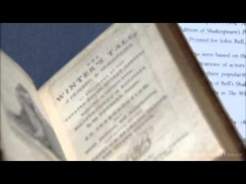 Inside the Collection: Editing Shakespeare