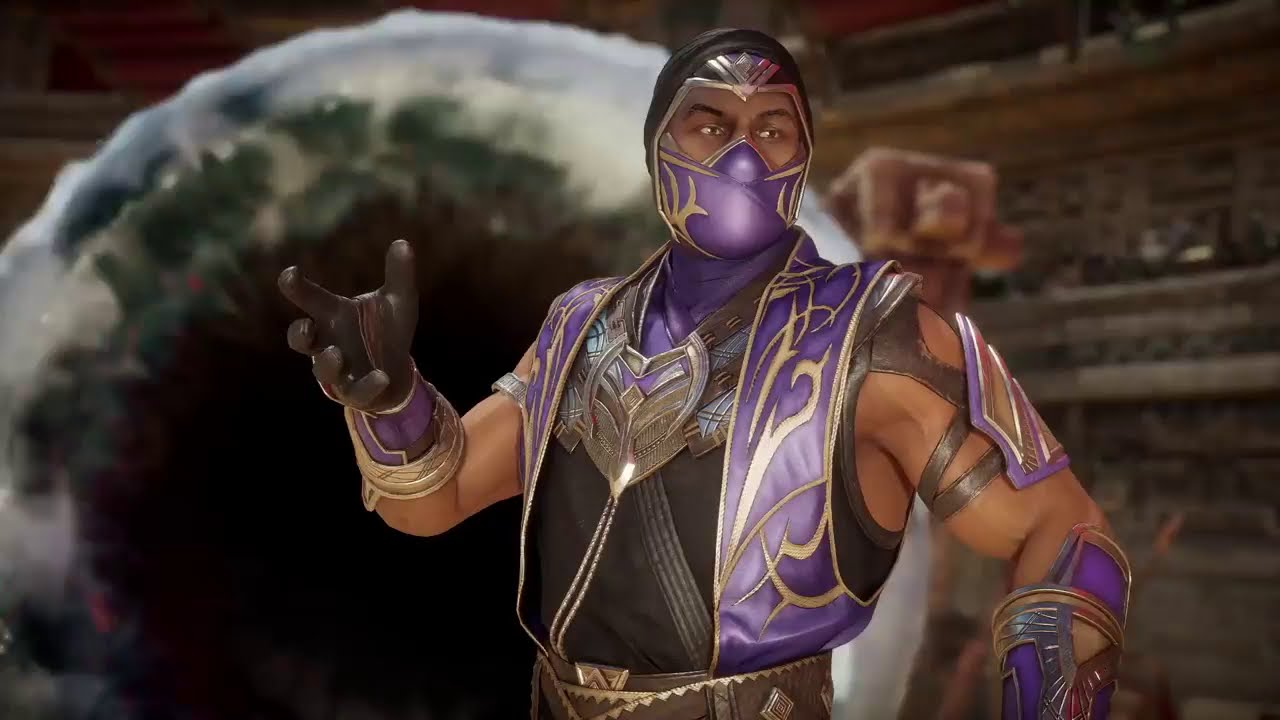 Mortal Kombat 11 Ultimate – Rain - Trailer ESPAÑOL LATINO.