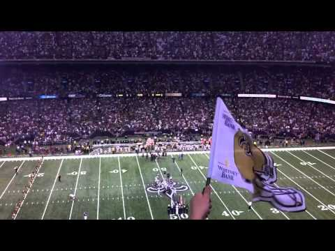 New Orleans Saints Who Dat Chant