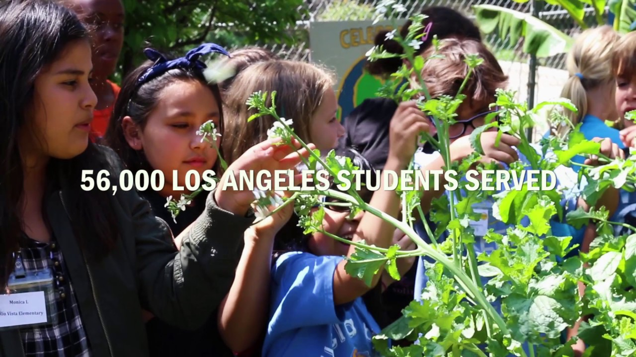 EnrichLA - A Garden in Every School