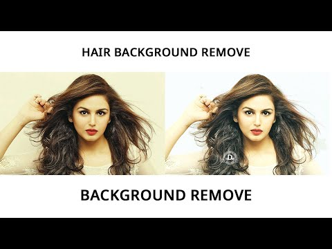 How to Remove Background From Any Photo | Pen Tool | Clipping Path | Bangla Tutorial | Hair Remove