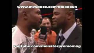 Download UFC 96-rampage jackson vs rashad evans TONIGHT MP3 song and Music Video