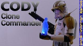 Обзор статуэтки Star Wars Clone Commander Cody Kotobukiya / Командир Коуди Kotobukiya Review(Это видео обзор коллекционной фигурки/статуэтки в масштабе 1/7