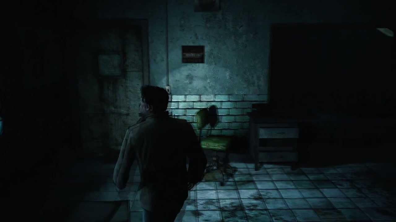 Silent Hill Homecoming Gameplay Walkthrough Part 1 Youtube