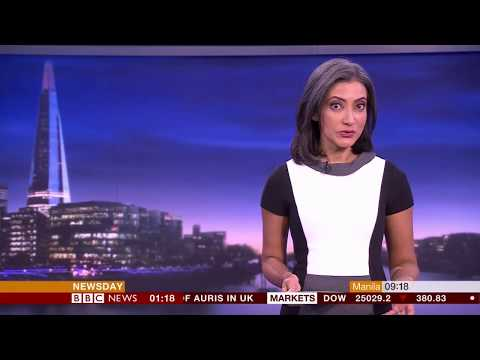 Sharanjit Leyl BBC Newsday March 1st  2018