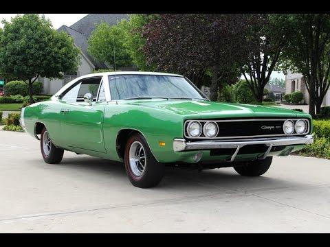 1969 Dodge Charger 500 For Sale - YouTube