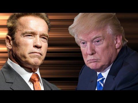 Arnold Schwarzenegger vs Donald Trump: