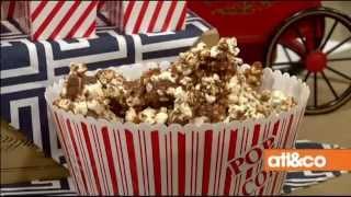 5 Creative Popcorn Recipes {atlanta & Company}