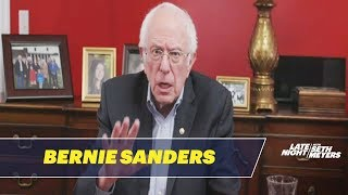 Sen. Bernie Sanders Talks COVID-19, Medicare for All and Coronavirus Stimulus