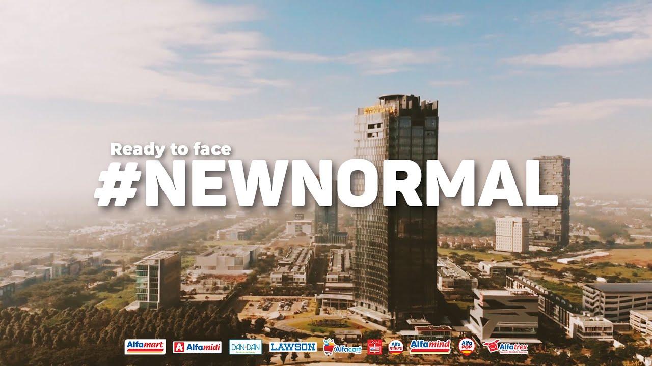 ALFA GROUP SIAP! HADAPI NEW NORMAL | CINEMATIC B ROLL VIDEO