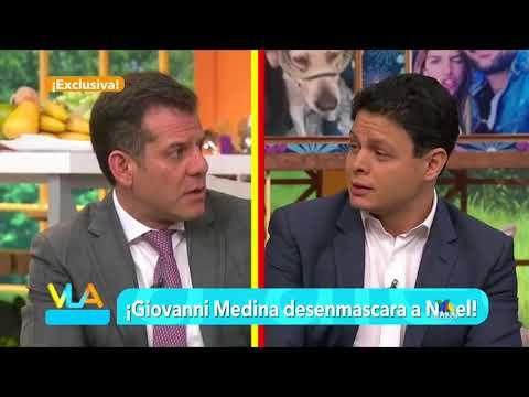Ex de Ninel Conde, Giovanni Medina, habla de su hijo, el examen  toxicológico y más !