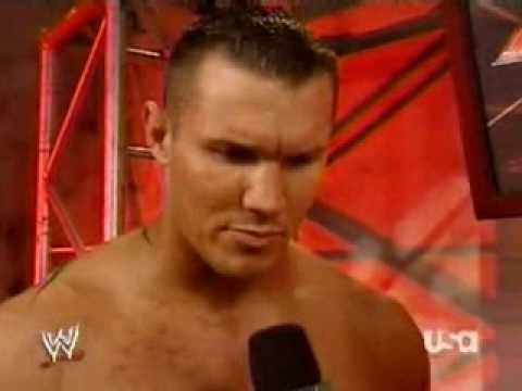 maria interview santino marella & randy orton
