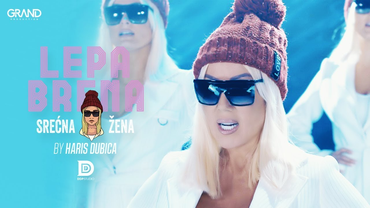 Lepa Brena — Srecna zena — (Official Video 2018)