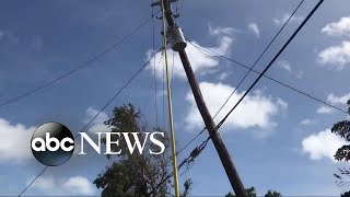Power in Florida may not be fully restored for months, officials say