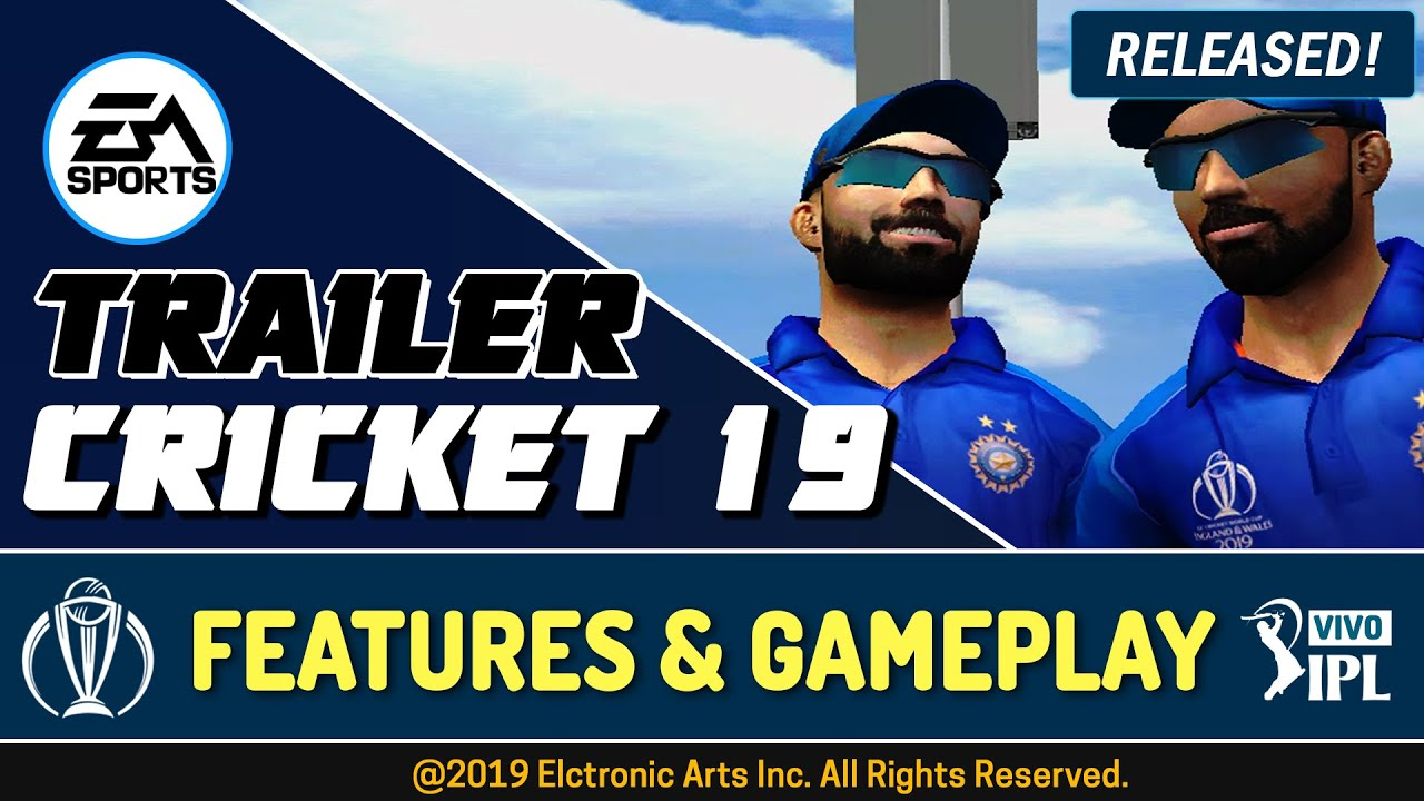 Ea Sports Cricket 2019 Pc Full Version Free Download