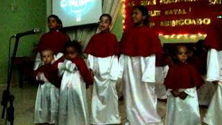 Crianças IBA - Sentido do Natal