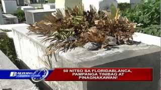 NASA 50 NITSO SA FLORIDA BLANCA, PAMPANGA TINIBAG AT PINAGNAKAWAN!