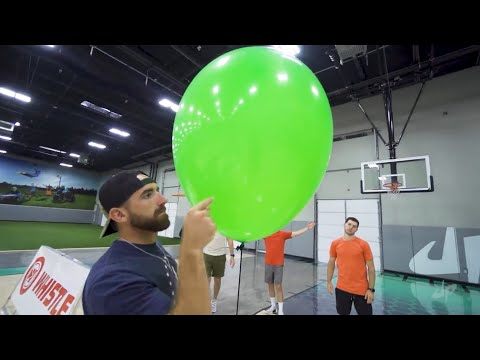 Dude Perfect BLOOPERS 2020 | New Bloopers Card Throwing Trick Shots