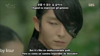 JUNG SEUNG HWAN - Wind (sub español) Scarlet Heart Ryeo:Moon Lovers OST