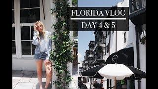 Florida VLOG // ROSEMARY BEACH & PEARL HOTEL