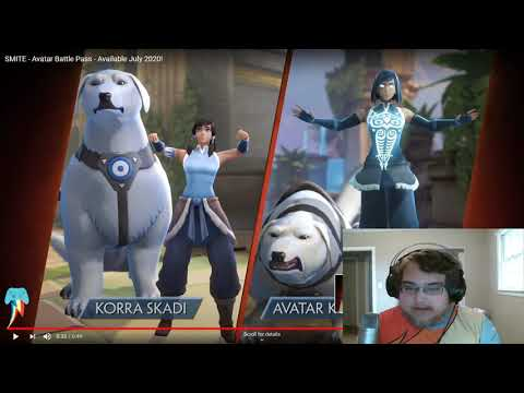 Smite Avatar Battle Pass Reveal!!! New Collabe
