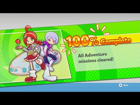 Puyo Puyo Tetris - Act 7-10 - Victory from Beyond (Final Boss)