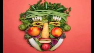 Comida Vegetariana Ajoblanco