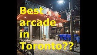 Is Tilt the best arcade in Toronto???