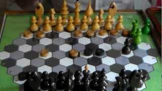 Космические шахматы. Урок №6.  Доски ''Х'' и доски ''Y''