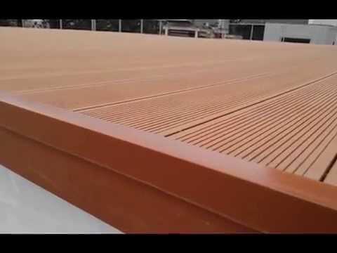 Deck Sobre Techo De Planta Lima Perú Youtube
