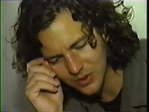 Eddie Vedder 1993-09 Los Angeles, CA (Uncut Interview ...