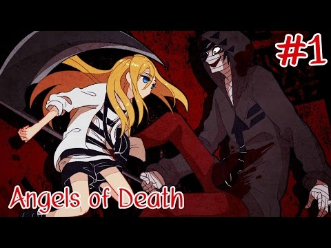 Angel of Death #1 พระเอก ที่เปิดตัวได้โคตรเ*ี้ย-- - !! (Horror RPG Maker)