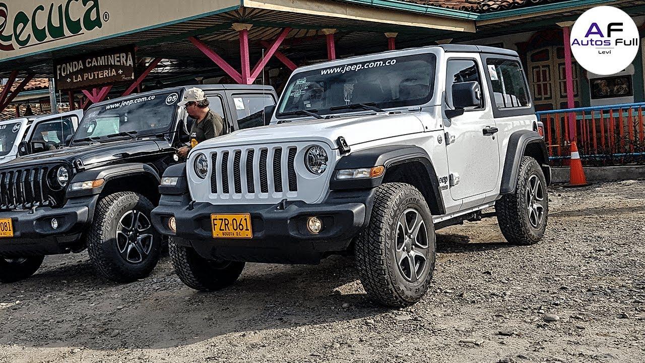 Jeep Wrangler 2020 Icono De Nueva Generacion