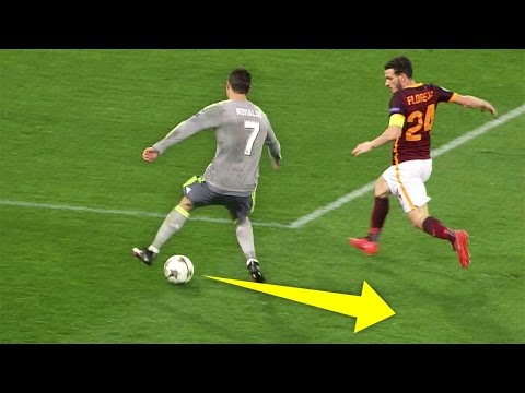 4 Skills To Destroy Your Opponent Like Cristiano Ronaldo