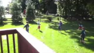 fritz backyard football game part 1 #1
