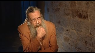 Alan Moore on Hollywood adaptations, The Show & Northampton | Channel 4 News