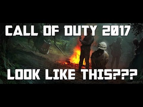 SLEDGEHAMMER GAMES CALL OF DUTY 2017 SET IN THE PAST? BLACK OPS 3 GAMEPLAY
