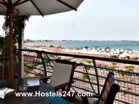Hotel Continental in Luanda Angola Video by Hostels247