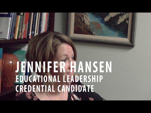 Meet Our Students & Alumni: Jennifer Hansen