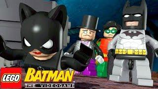 Lampada Lego Batman : Morcego gigante no zoolÓgico lego batman the videogame