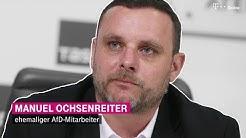 AfD-Netzwerker Manuel Ochsenreiter soll Terroristen finanziert haben!