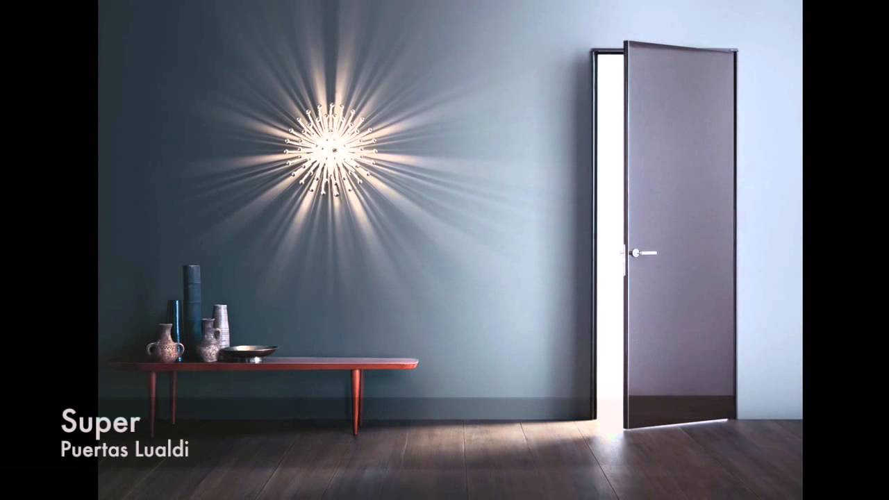puertas modernas para interiores