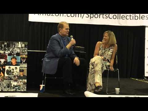 Chet Coppock interviews Dana Buffone